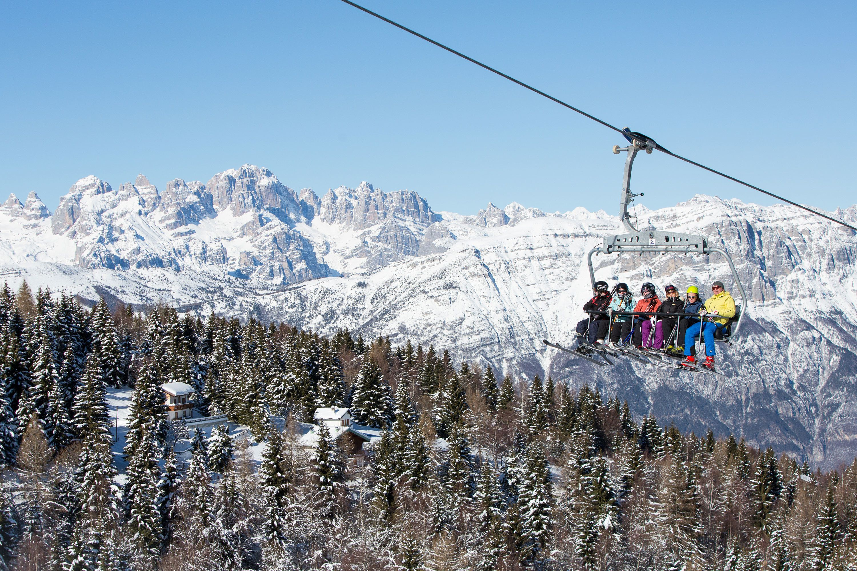Skirama Dolomiti Trentino: in vogelvlucht door de Brenta Dolomieten