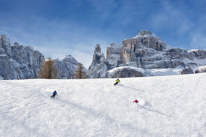 Alta Badia, waar elke wintersporter ooit geweest moet zijn!