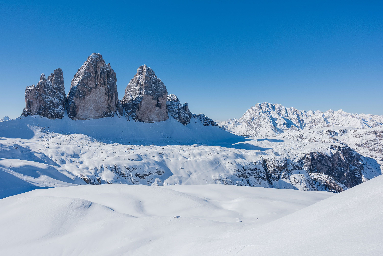3 Zinnen Dolomieten: de steilste piste van Italië en een uniek landschap