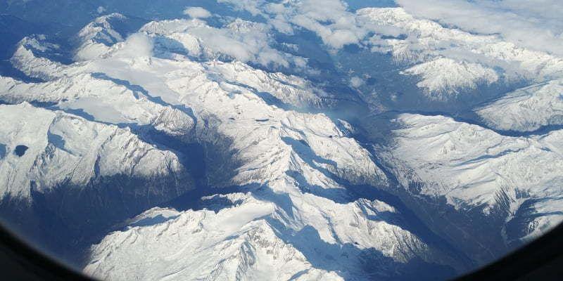Live: vroege sneeuwdump maakt Alpen wit