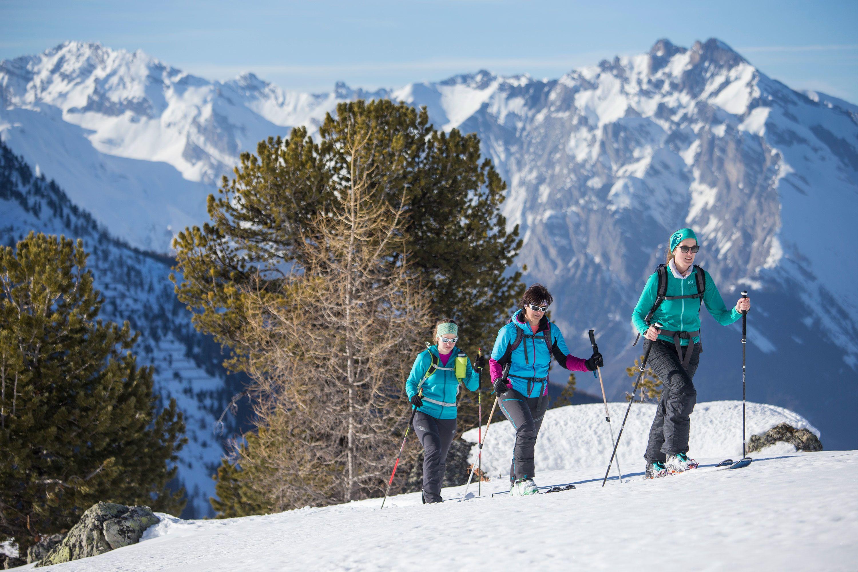Skitoeren voor iedereen boven Nendaz