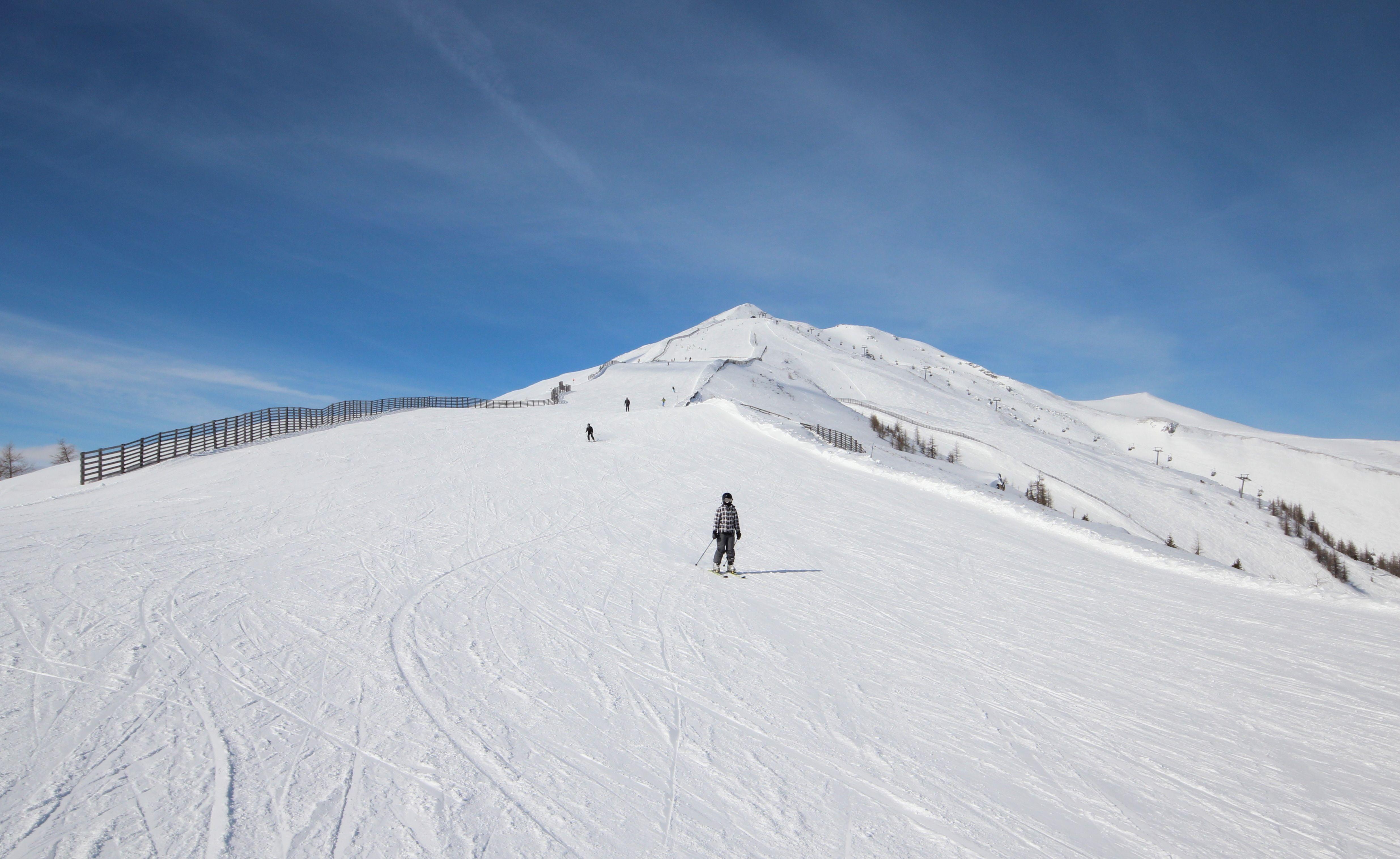 10 rustige skigebieden in de schoolvakanties