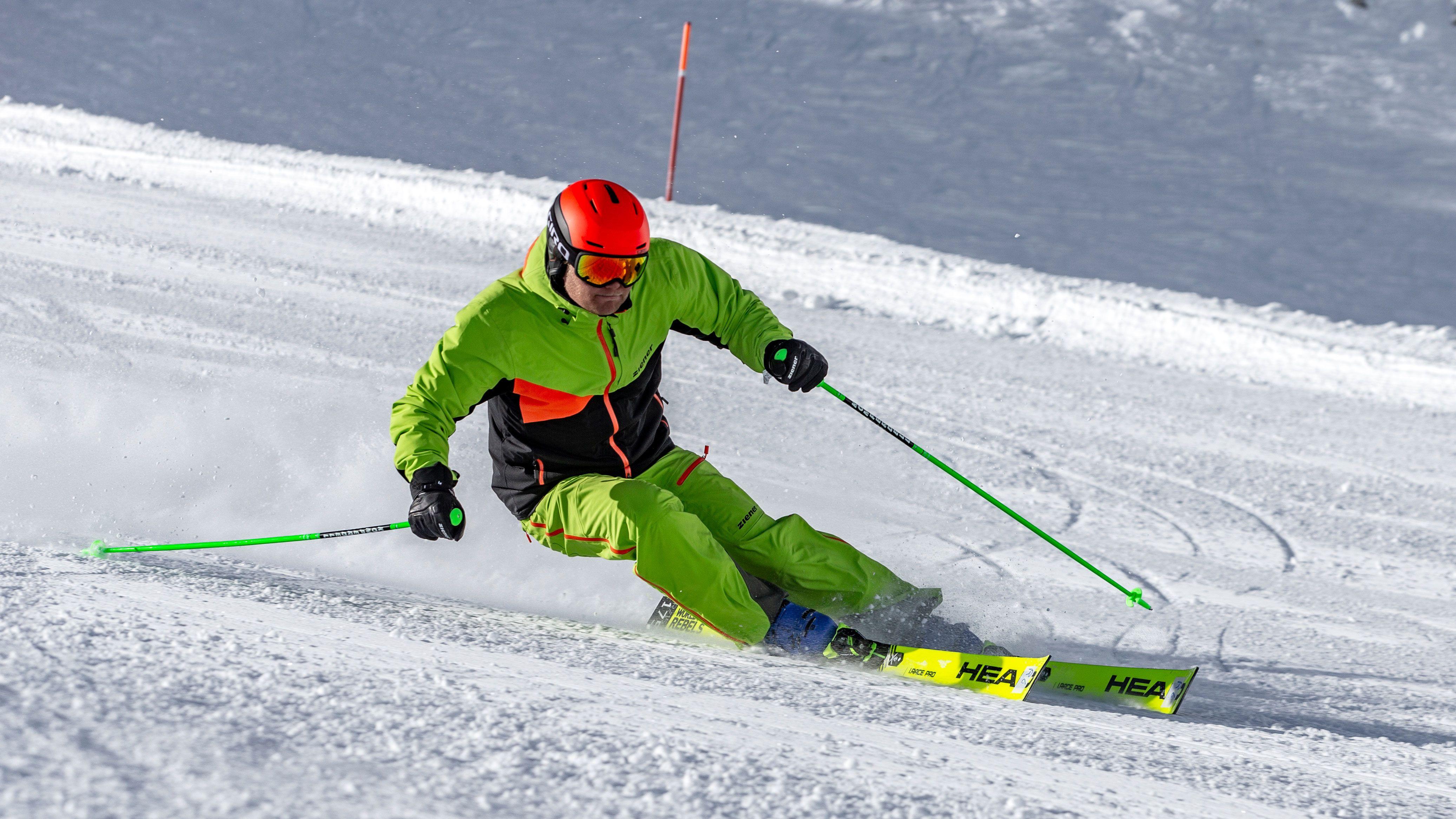 Interview met skitest teamlid Dean Molenaar