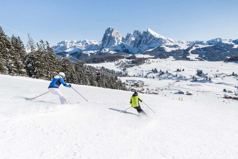 Seiser Alm: skiparadijs voor families!