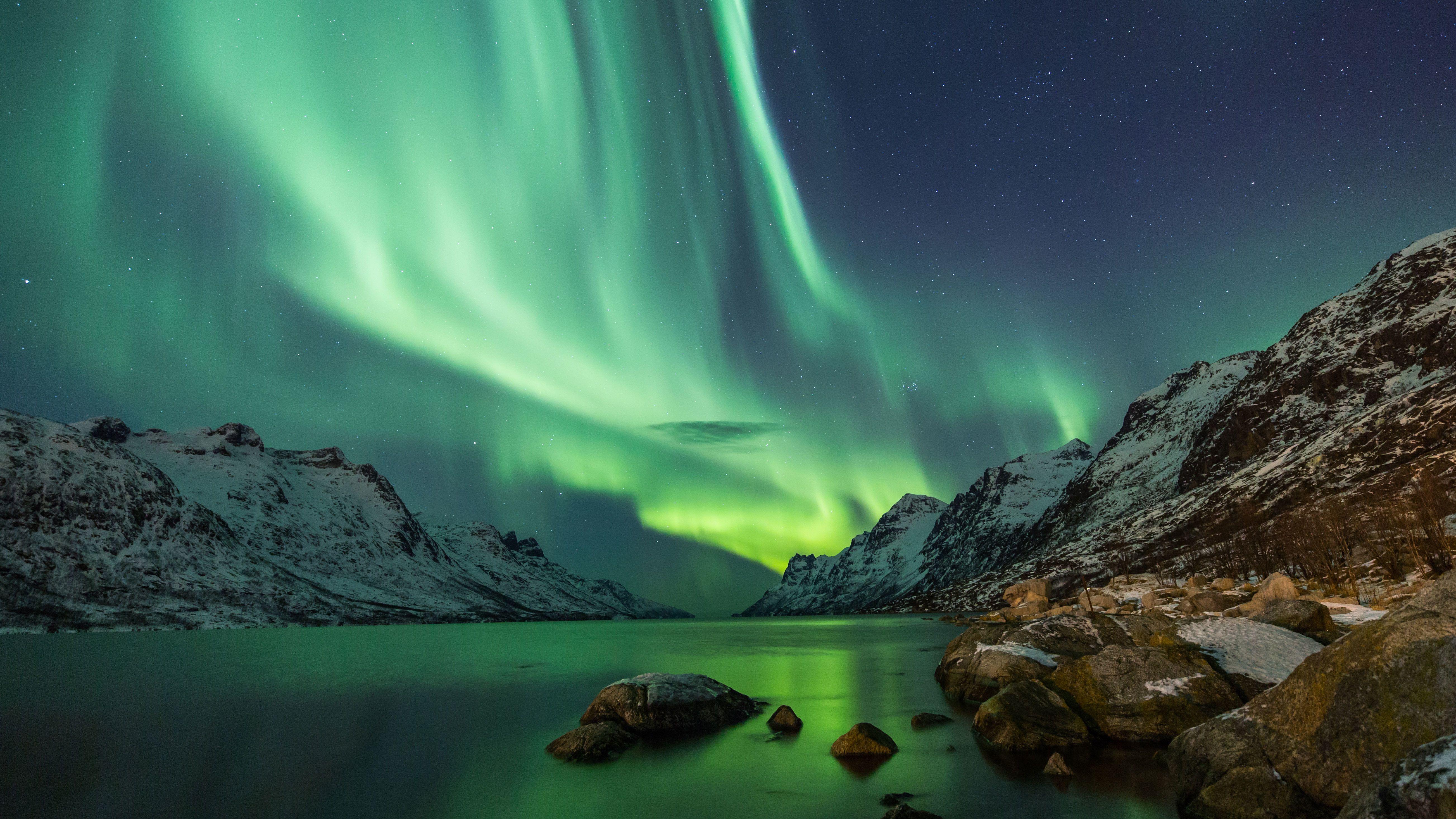 Kom naar de echte winter in Lapland