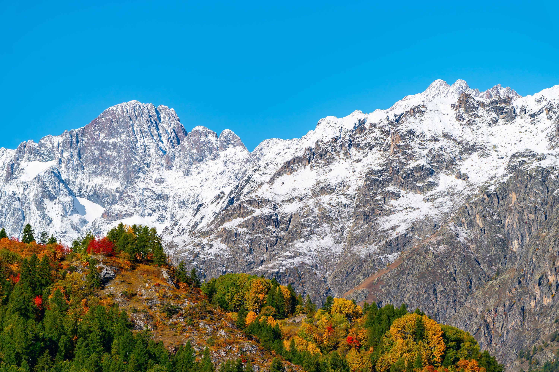 Herfstkleuren: de Alpen staan in vuur en vlam!