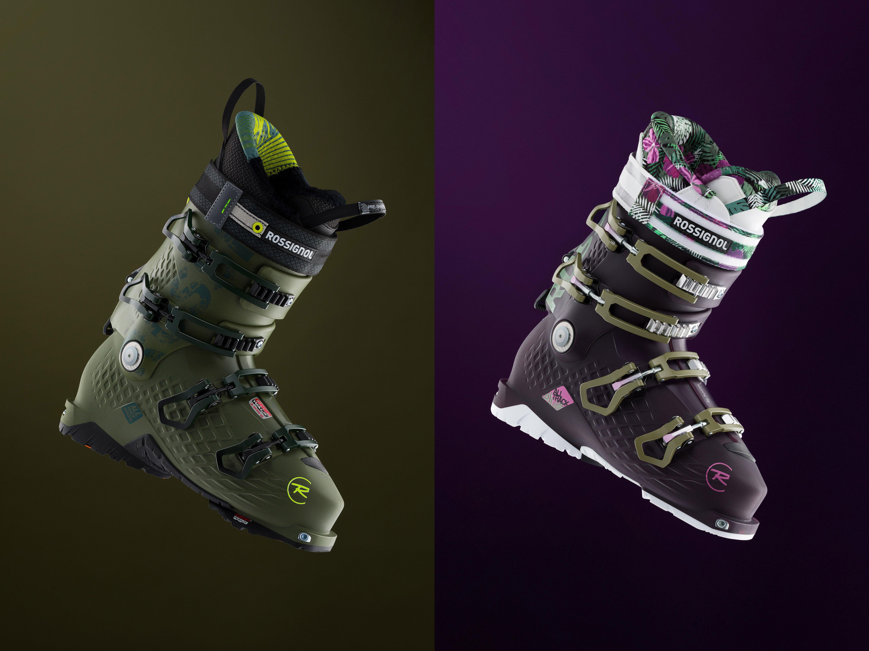 Rossignol Alltrack: de perfecte skischoen als de gehele berg je speelterrein is