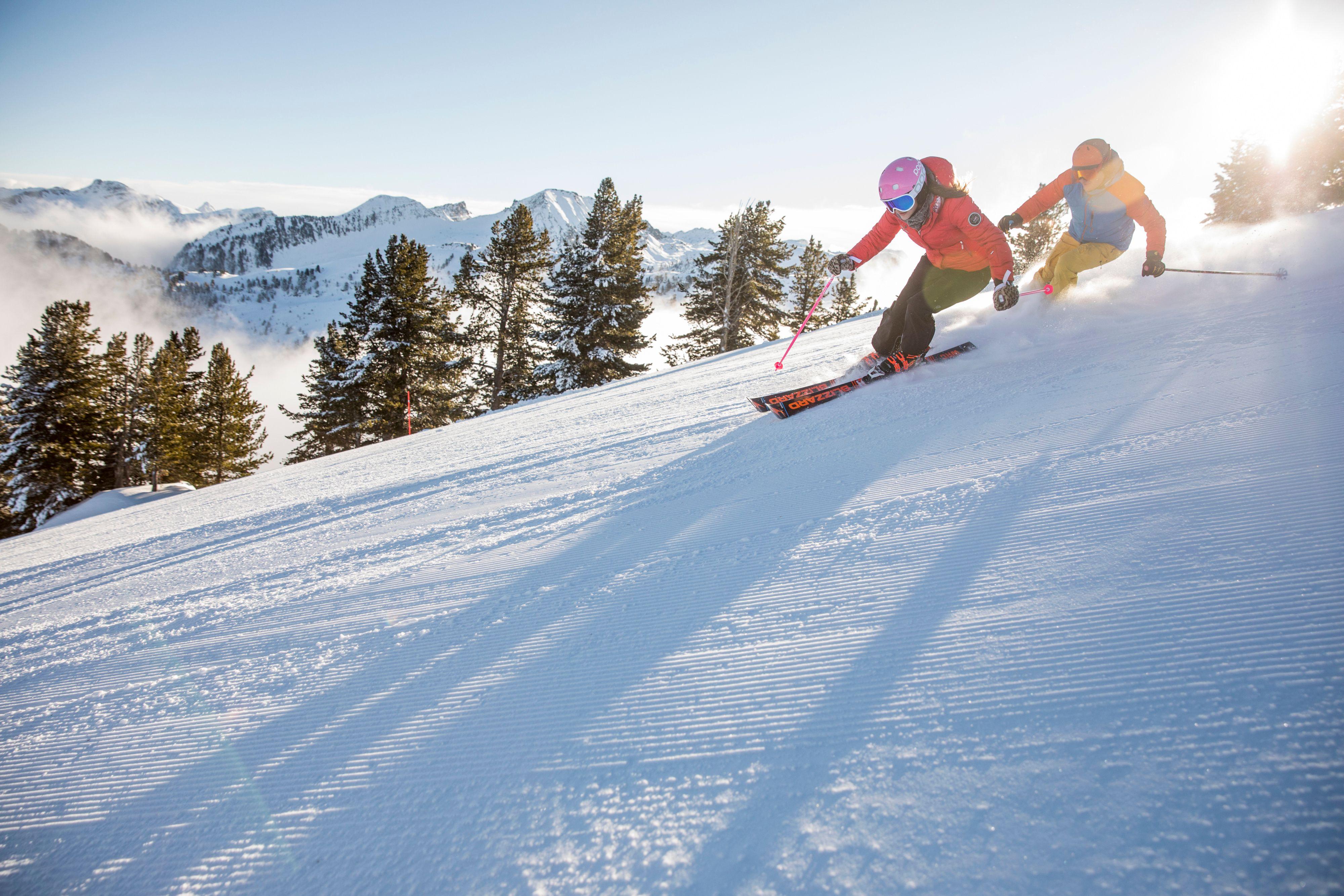 Val di Fiemme: de lieve kant van de Dolomieten