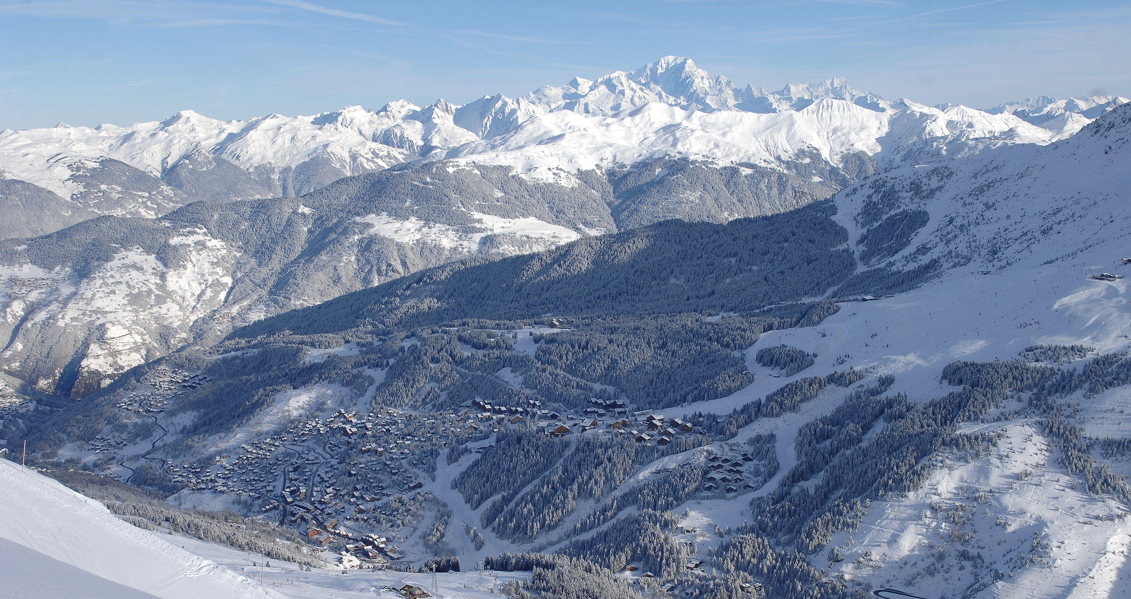 Eindeloze mogelijkheden in de Franse Alpen