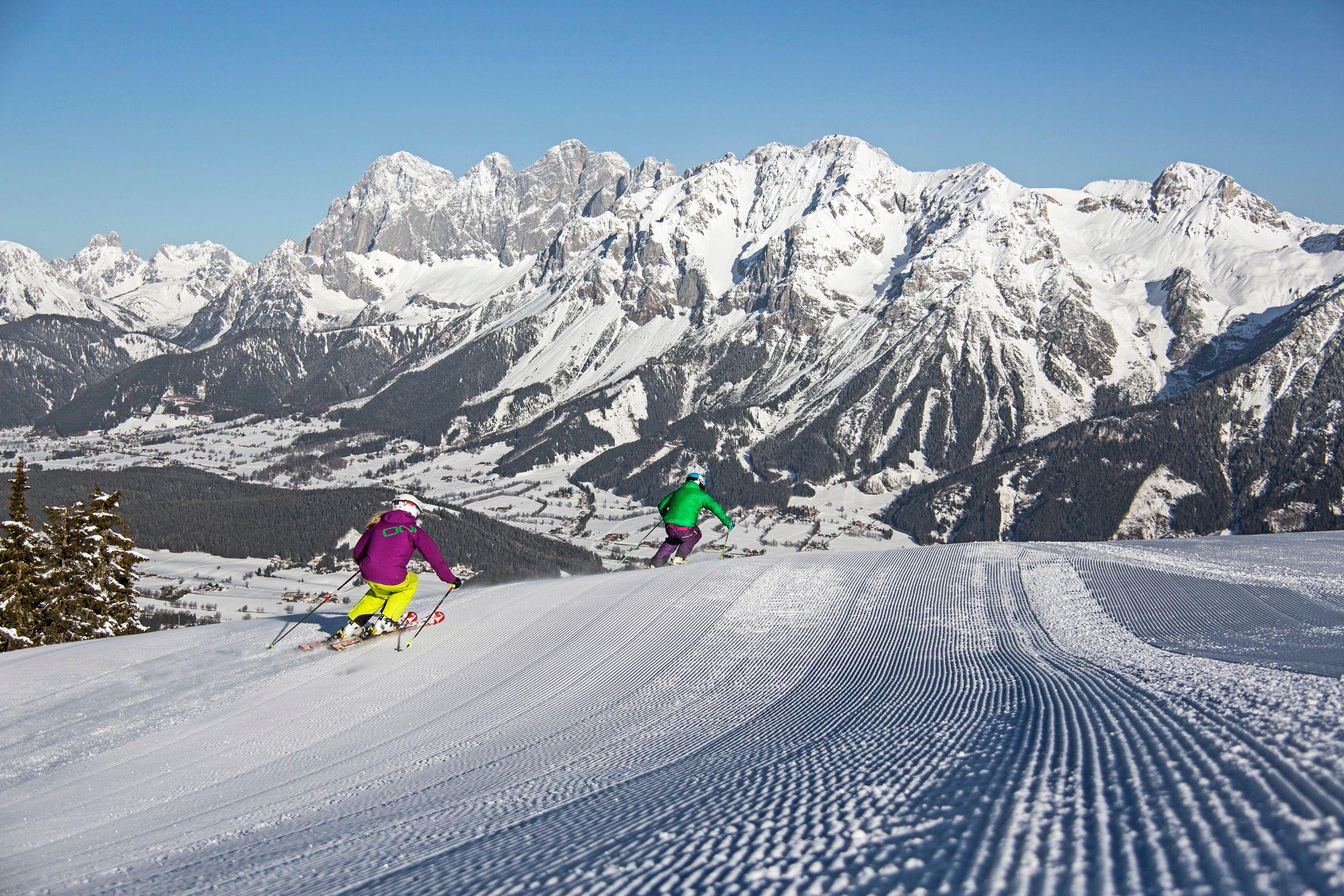Stiermarken: skivakantie in het groene hart van Oostenrijk