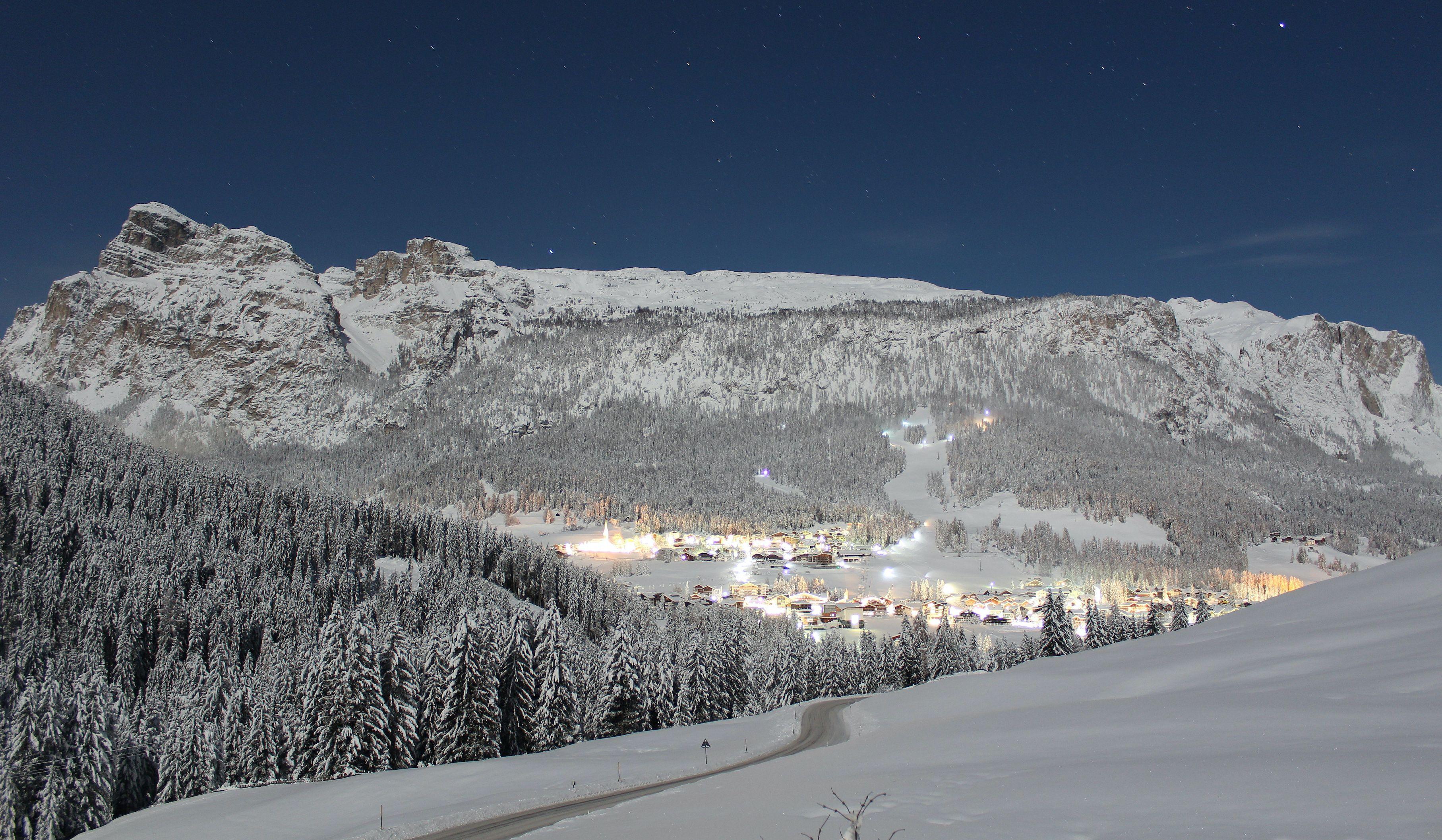 Korte adempauze, nu sneeuw voor de Westalpen