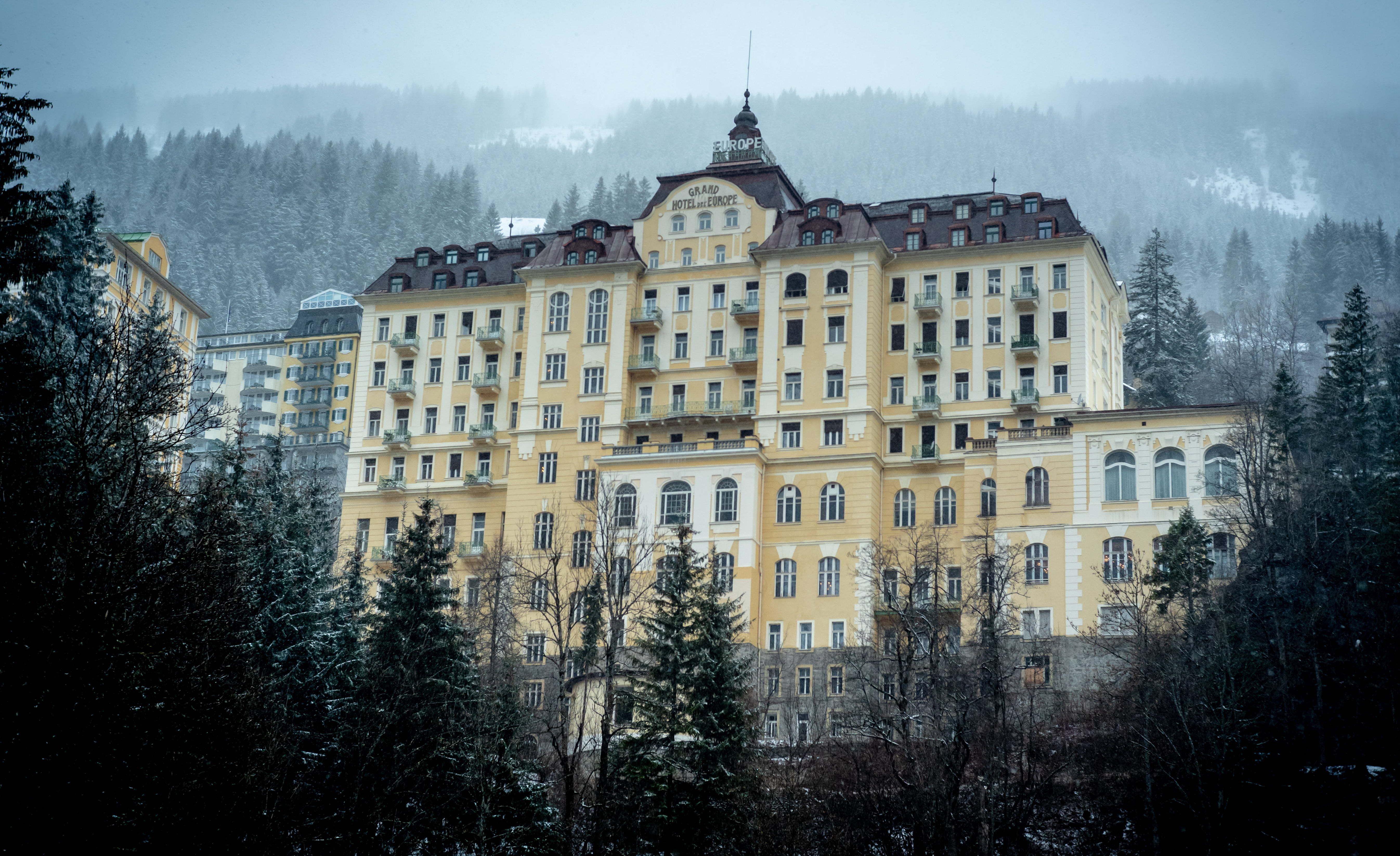 Bad Gastein: nieuw leven in een plaats die halfdood was