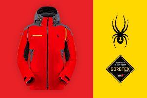 Spyder Vanqysh Jacket, de ultieme skijas!