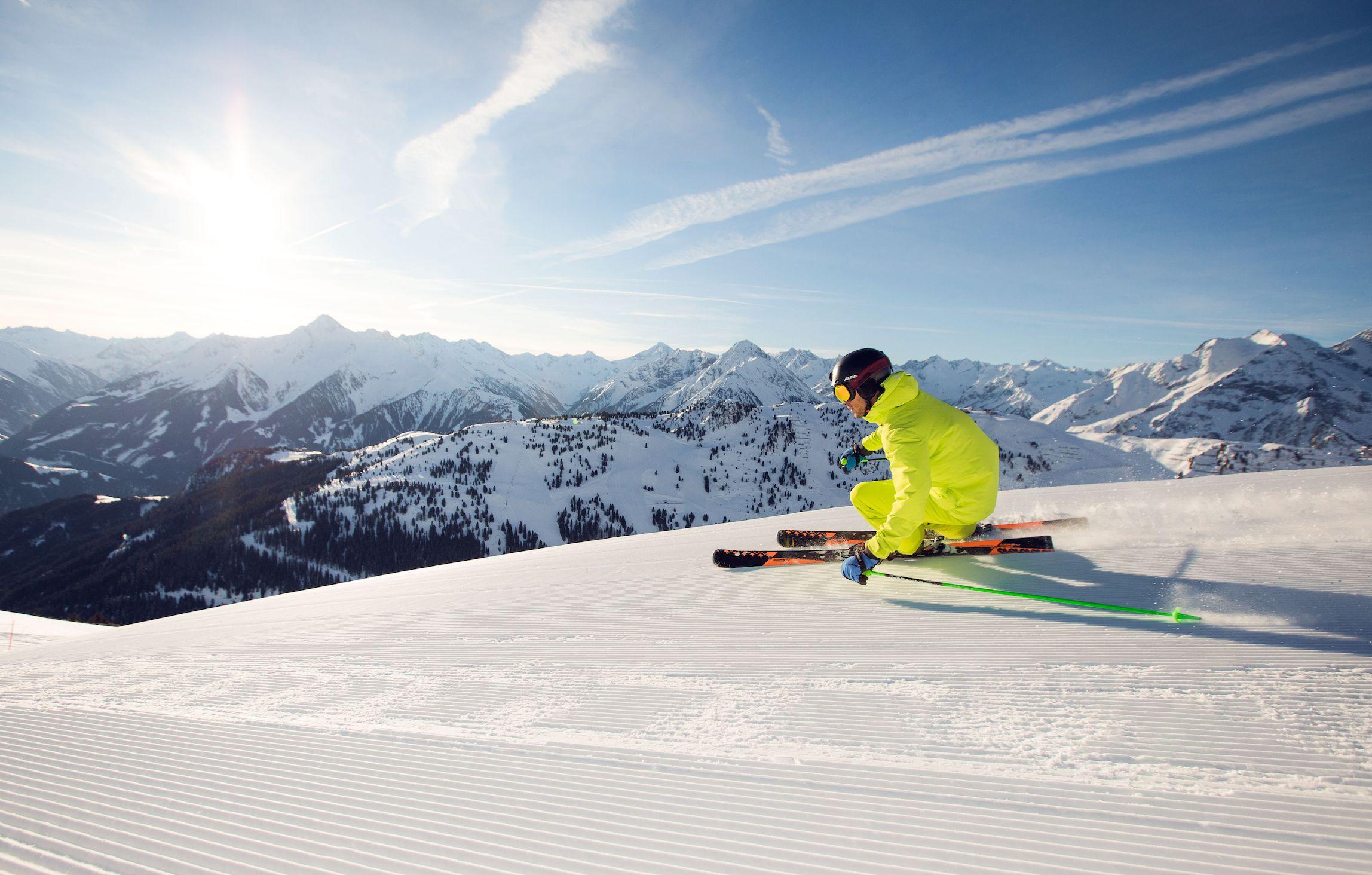 Het Zillertal, 's werelds meest actieve skidal!