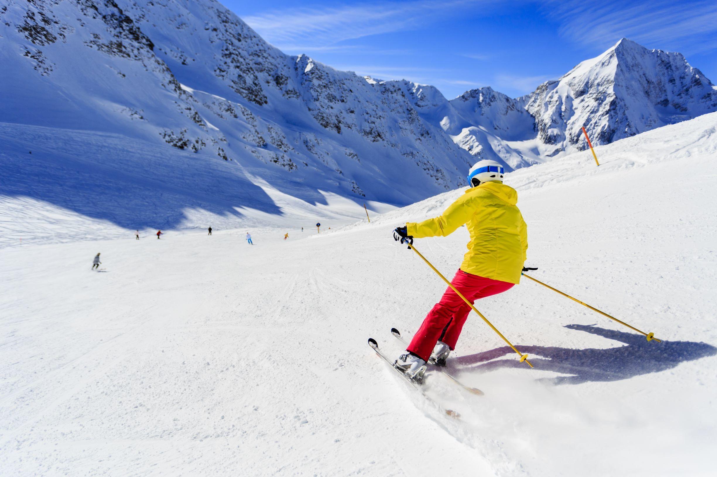 Les Portes du Soleil: grensoverschrijdend wintersporten