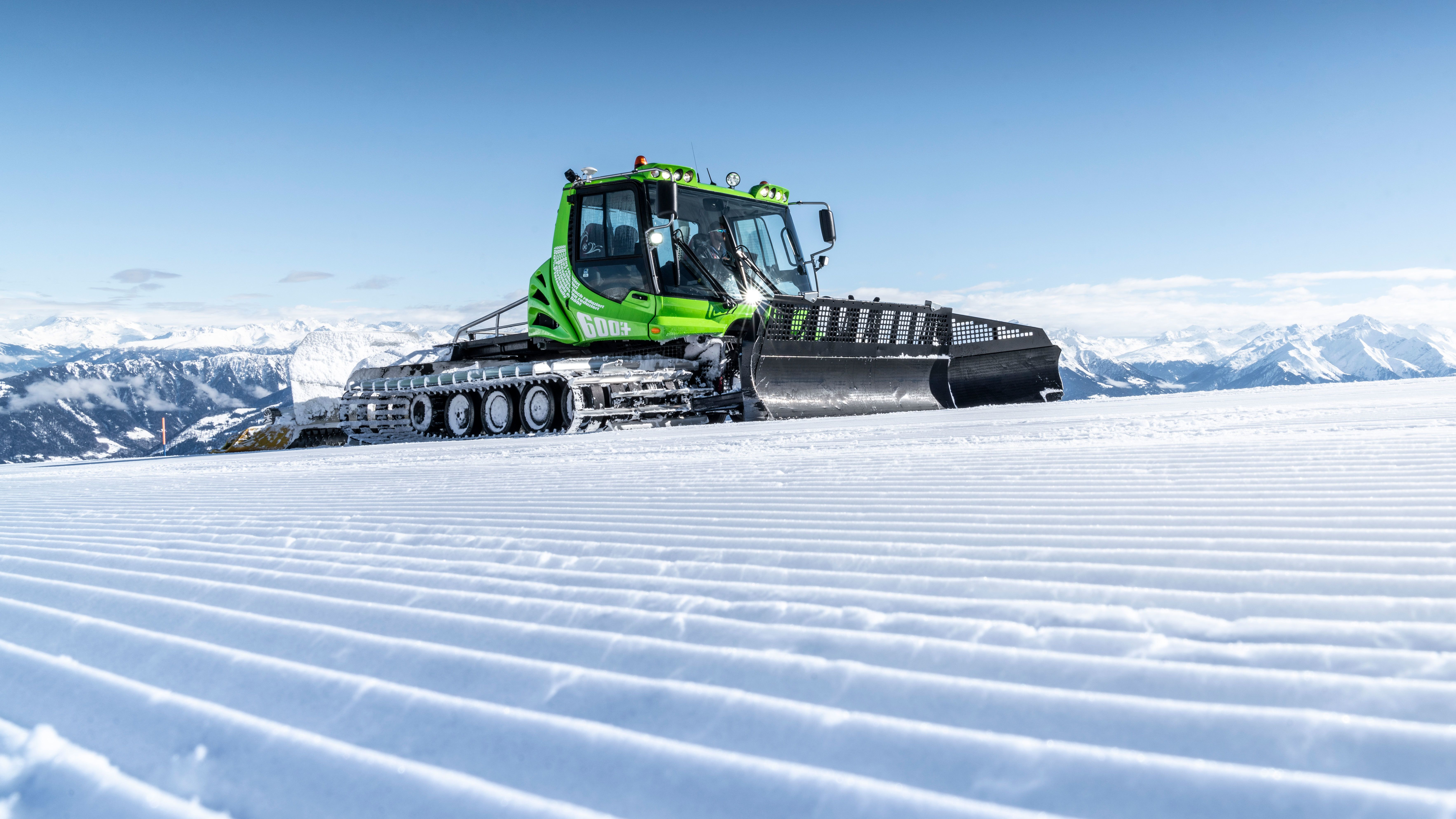 Duurzaam en groen wintersporten in LAAX