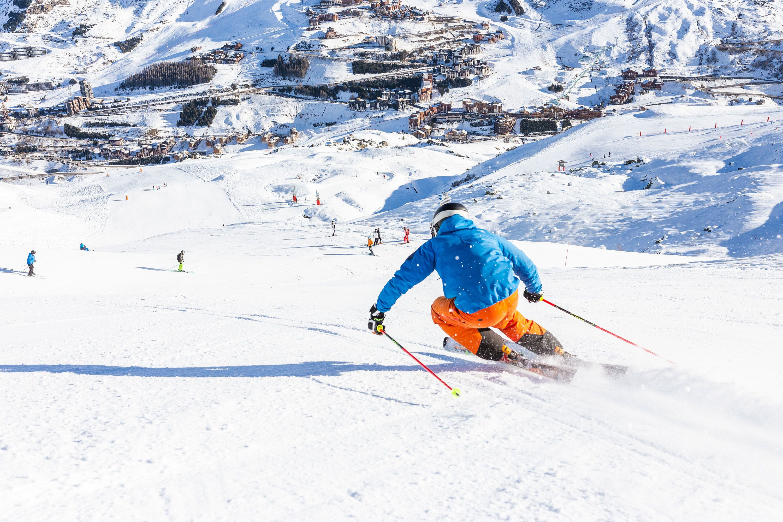 Les Menuires: de ultieme ski-in ski-out bestemming
