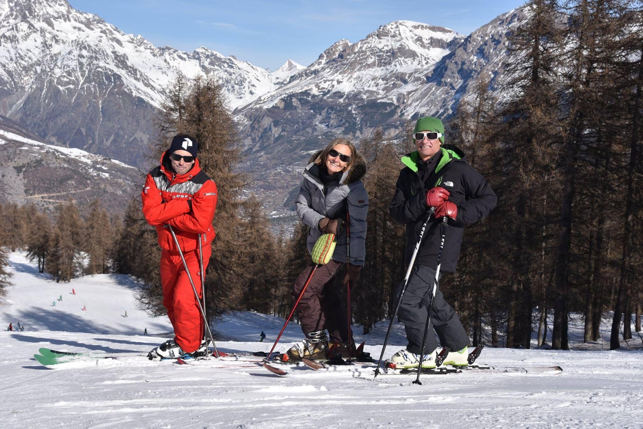 Trend: ouderen en wintersport