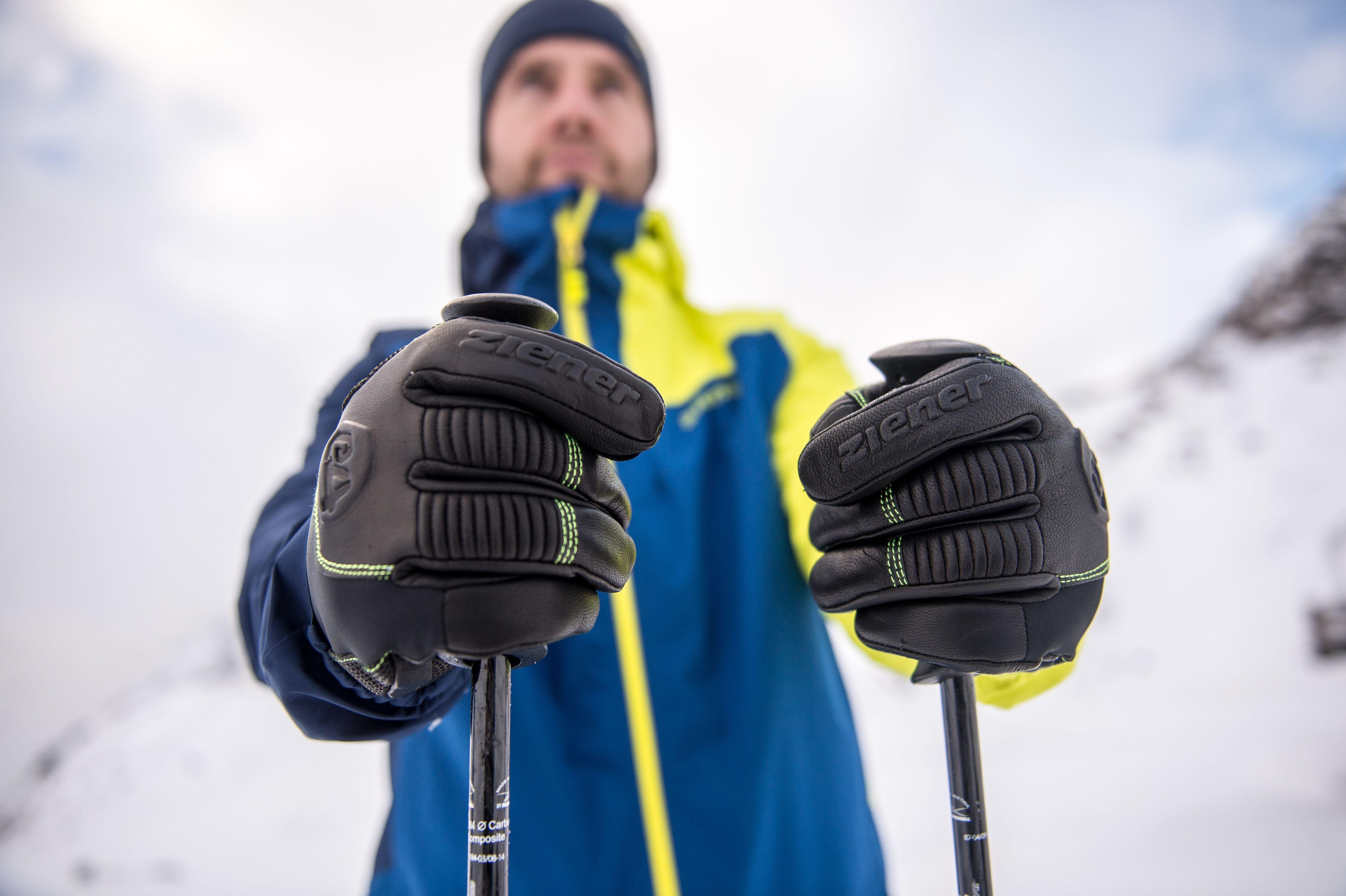 Handschoenen gemaakt door professionals!