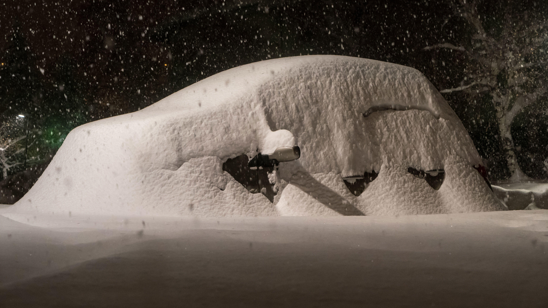 Record sneeuwhoogtes en andere weerrecords uit de Alpen