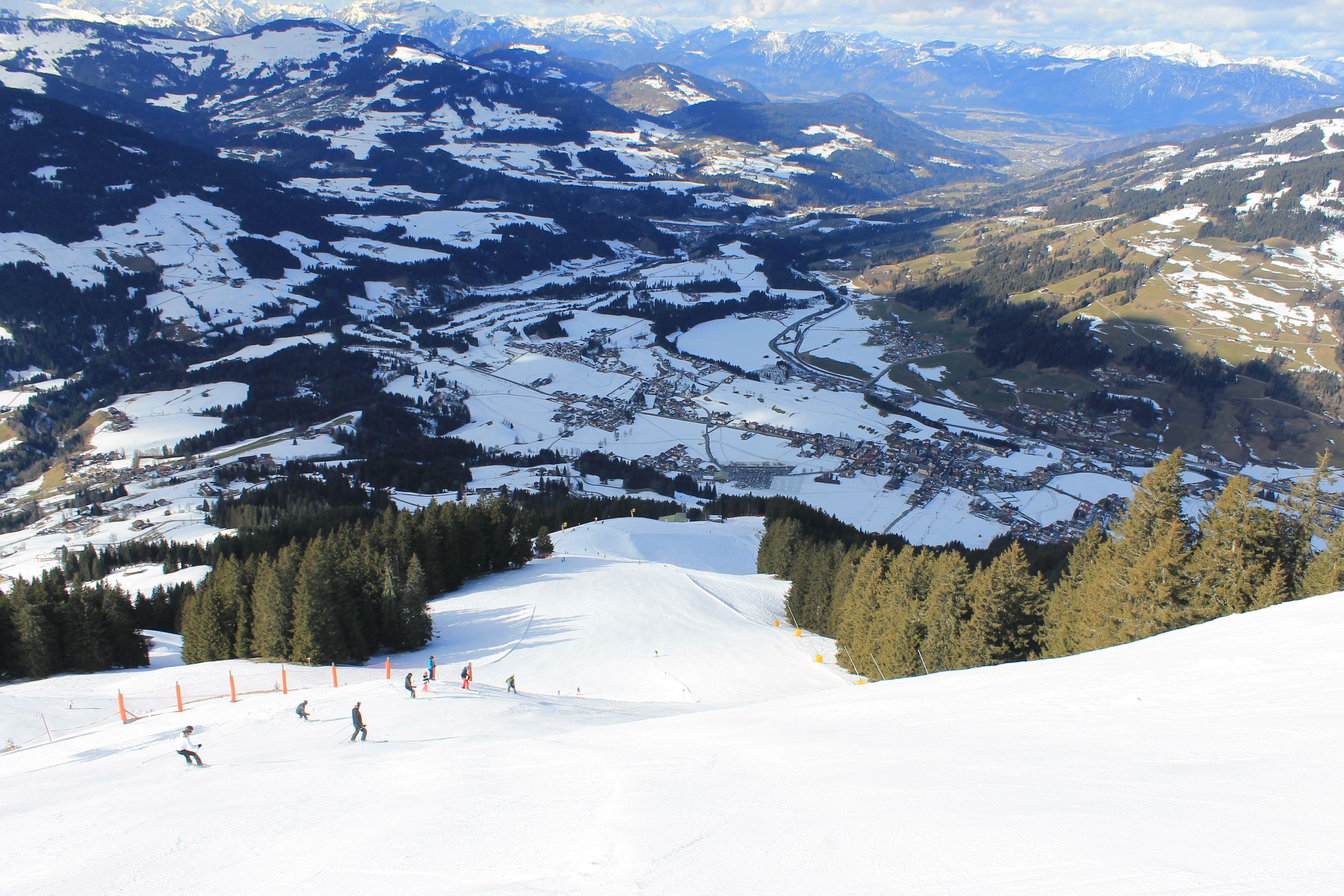 Live vanuit SkiWelt Wilder Kaiser - Brixental
