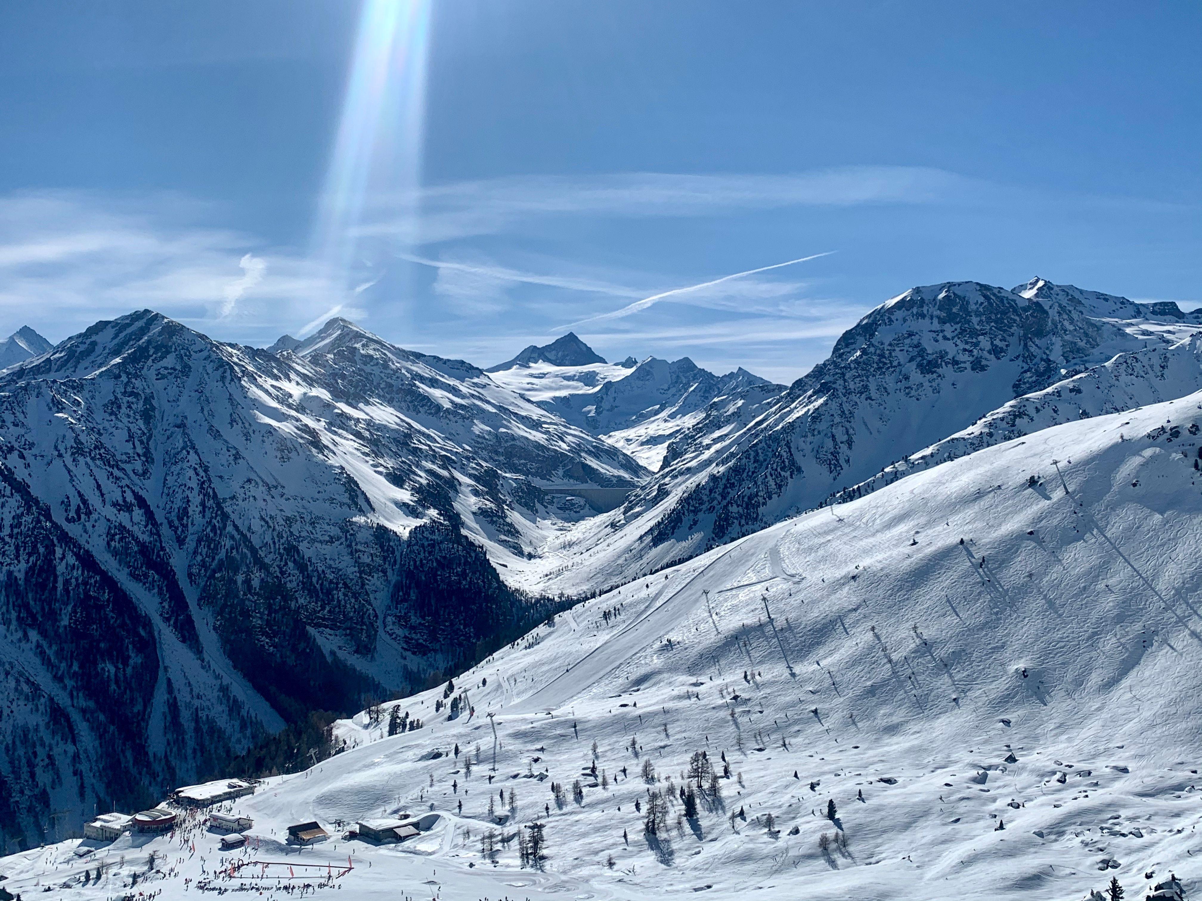 Live vanuit Val d'Anniviers