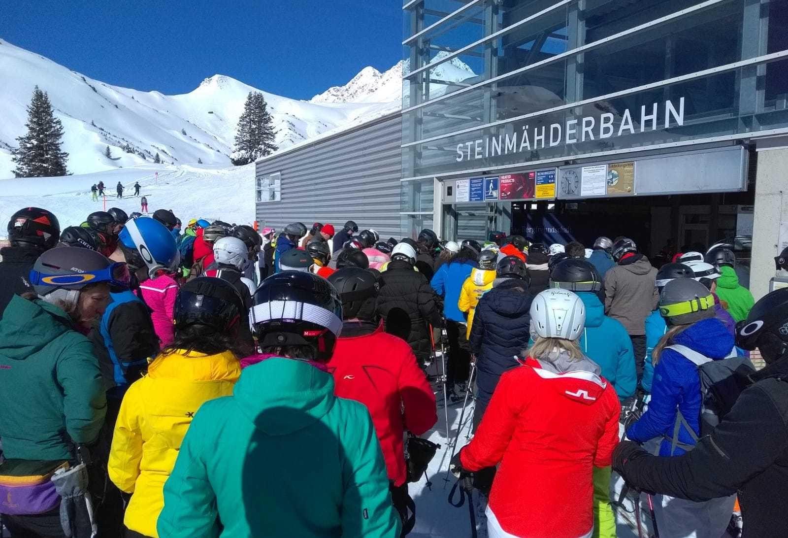 De drukke vakantieweken in het wintersportseizoen 2020-2021