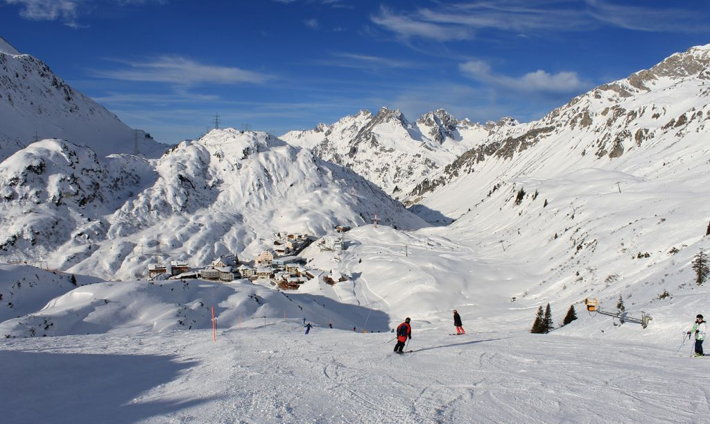 Sankt Christoph am Arlberg