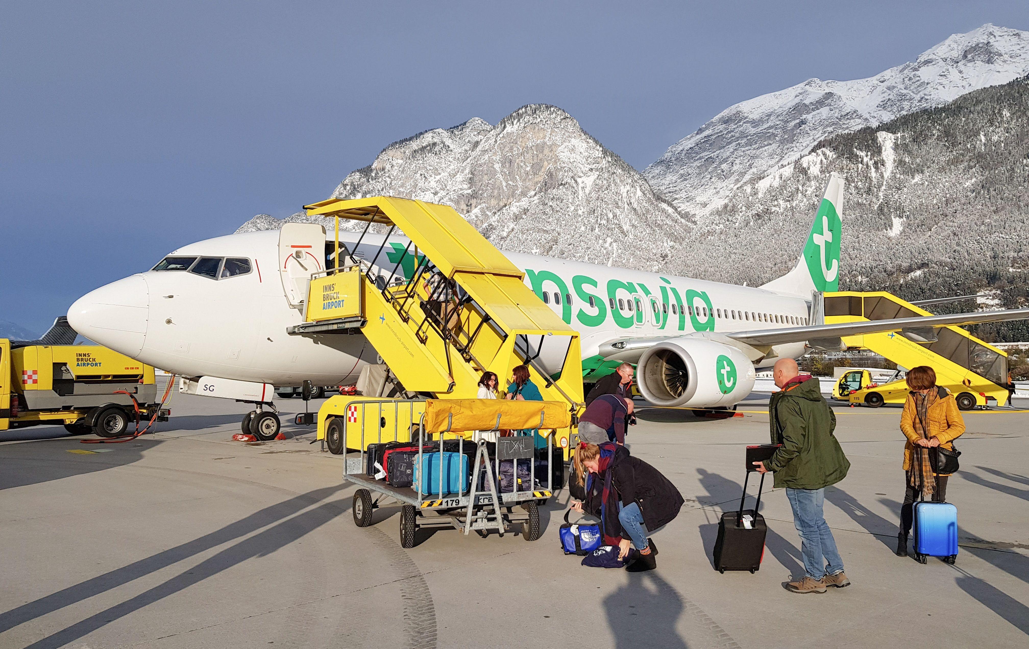 Vliegen naar de wintersport in 2021