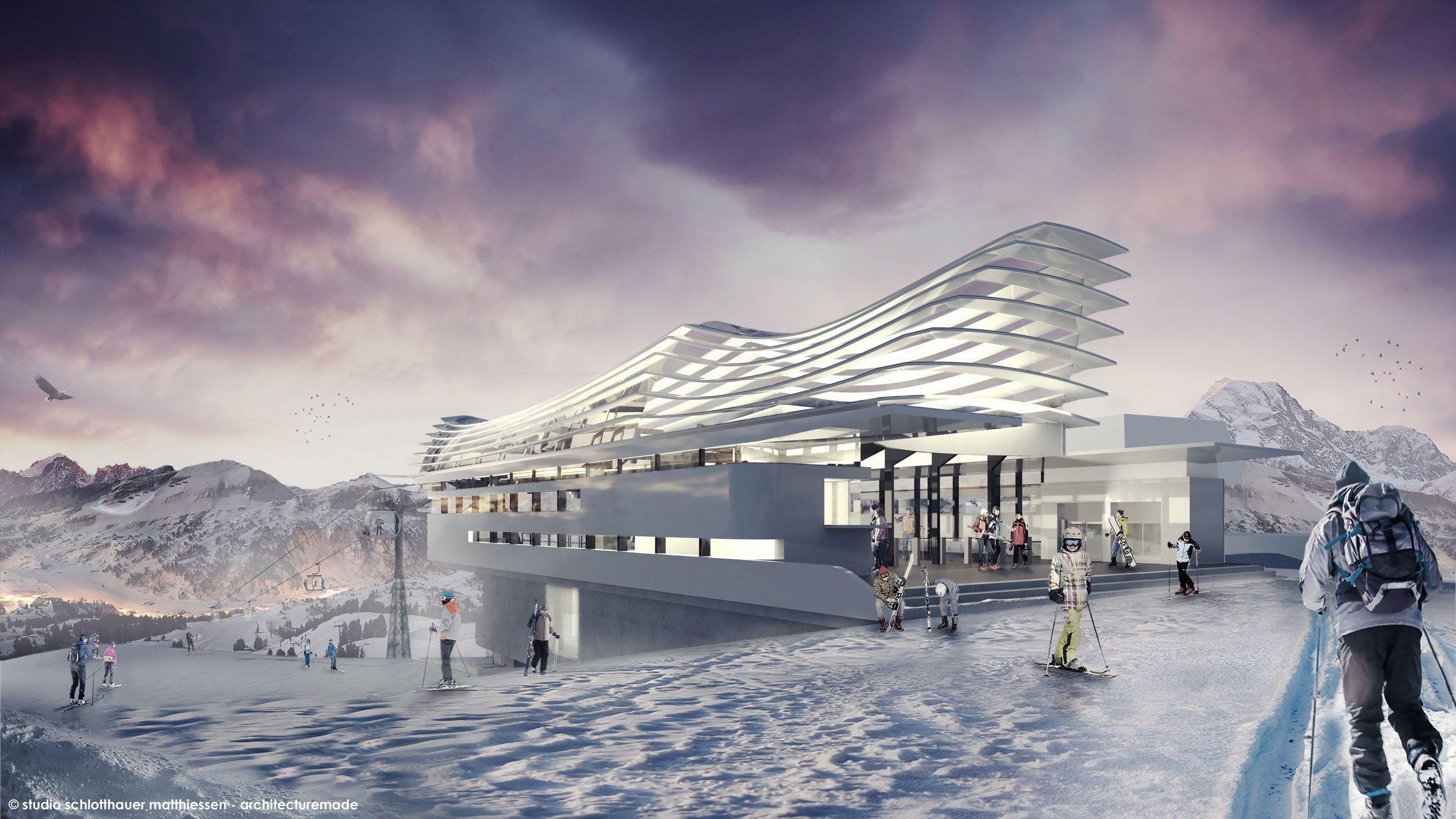 Nieuwe skiliften in Italië (2020-2021)